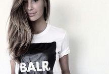 """T-shirt """"BALR"""""""