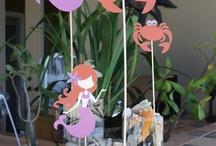 Regan's mermaid party