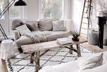 Cosy livingrooms
