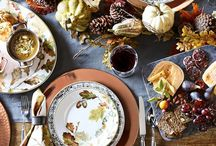 Thanksgiving / A board for all things Thanksgiving, decorations, tabletop and more.