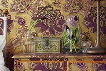 Wallpaper Projects - ideas, DIY