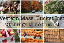 Bucket list / Full of Western Mass. bucket list ideas