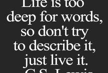 Life / Live it