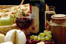 wine & cheeses