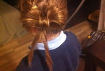 Daughters hair styles