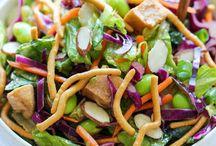 Gesund Salat