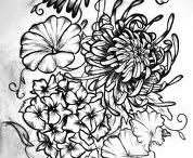 Tattoo ideas / by Amanda Hennessey