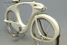 Onthel / Sepeda, Mobil Pedal, Kendaraan Pedal Kaki