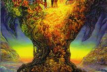 !) My collection - Josephine Wall