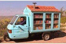 her çeşit kitap / Belki biraz edebiyat..