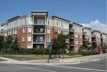 OAK PLACE CONDOS / RIVER OAKS - 2300 - 2301 Parkhaven Blvd, Oakville, Ontario, Canada $250K - $550K