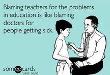 Teacher Problems / #teacherproblems / by Simply Novel Publishing