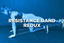20 min resistance band