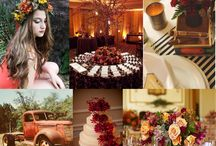 Wedding Colors / Inspirations for Tara and Taylor's Wedding / by Micki Coles-The Couture Collection!(TM)