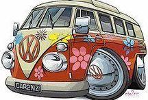 Carros cartoon