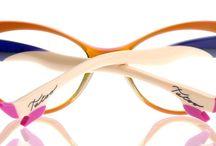 """Sunglasses """"Bocca Tattoo"""" / Gli occhiali Bocca tatoo – nuovo modello Face à Face – mostrano delle astine incarnate in lunghissime gambe con un tatoo molto chic sulle caviglie, come le donne amano portarlo."""