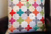 Sewing - Pillows / by Kathy Parks