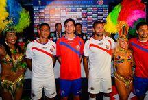 Costa Rica - World Cup 2014