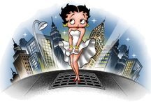 ~~All Bout Betty Boop~~ / by Sapphire Babee