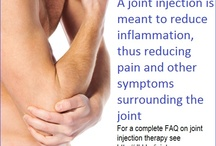 Joint Pain Relief / by Pain Stop Clinics