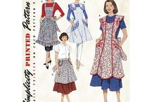 Apron Sewing Patterns - Etsy
