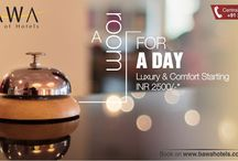 #Daystay / #Daystay 9am to 6pm at #BawaGroupofHotels starting Rs 2000. Call 022-30770270