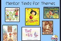 Mentor Texts / by Becca Mastropiero