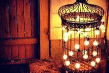 Faroles / faroles y colgantes para iluminacion y decoración interior y exterior