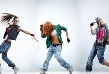 Hip Hop / by Inbal Zo-Ani