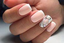 Hand Painted Nail Art Inspiration