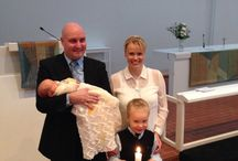 Christening of my Sis' Son