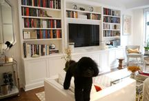 Built-ins and other details / by Jennifer Lichoulas