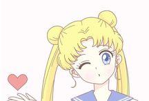 sailor moon ❤