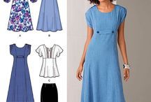 Simplicity Dresses