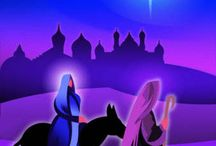 Nativity Scenes / by Petra Allen
