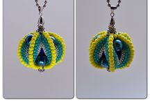 beads, wire, macrame, etc.