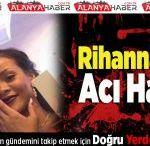 Rihanna'dan Acı Haber