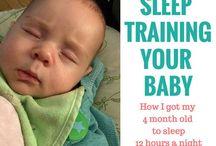 baby sleep train