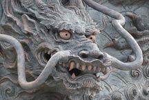 Dragon - Statue