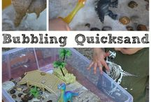 Messy and Sensory Play / Messy and sensory play for children of all ages