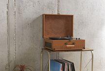 platenspelers & vinyl