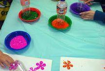 kwiaty prace plastyczne