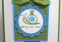 Card Ideas / by Nikki Elder-Bickers