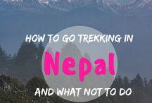 Cestování-Nepál