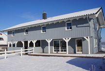 Horsehouse / Leben mit Pferden –  Stall und Heim unter einem Dach