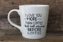 Coffee / Coffee, mugs, and caffeine