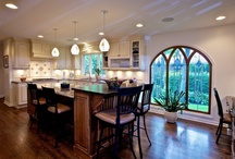 Lake Forest Kitchen Remodel / Newly Remodeled Lake Forest Kitchen. www.Airoom.com  / by Airoom® Architects, Builders & Remodelers