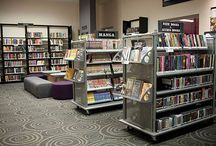 Public library - veřejné knihovny