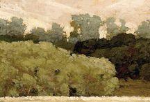Mark Bohne Landscapes
