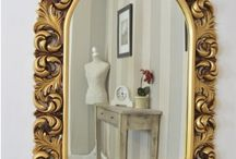 ARCHED MIRRORS / Our collection of arched mirrors are designed to bring a wow-factor into any home. The elaborate, window-looking designs would bring a 'peace-haven' ambience to any room, while the over-mantle designs are sure to add a warm glow to your fire place and create a beautiful and traditional focal point in your living area. Why not add a touch of splendour to a darkened hallway or landing area by displaying a long, tall arch to create more light and space?